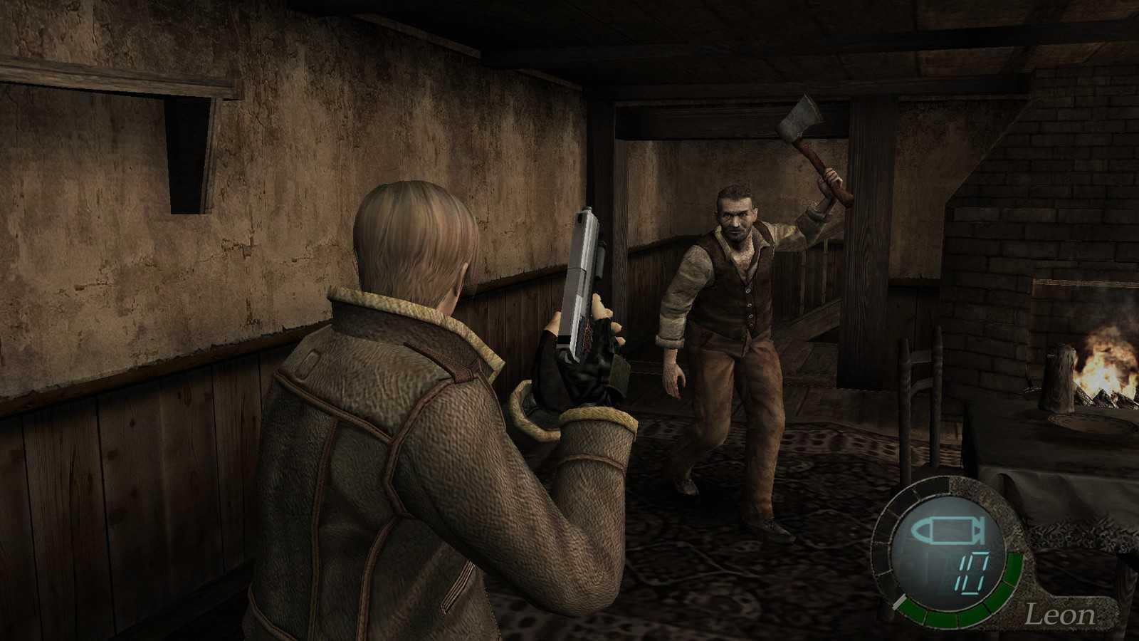 Во что поиграть на слабом ПК? В Resident Evil 4