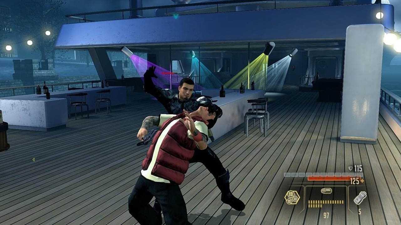 Скриншот из игры Alpha Protocol