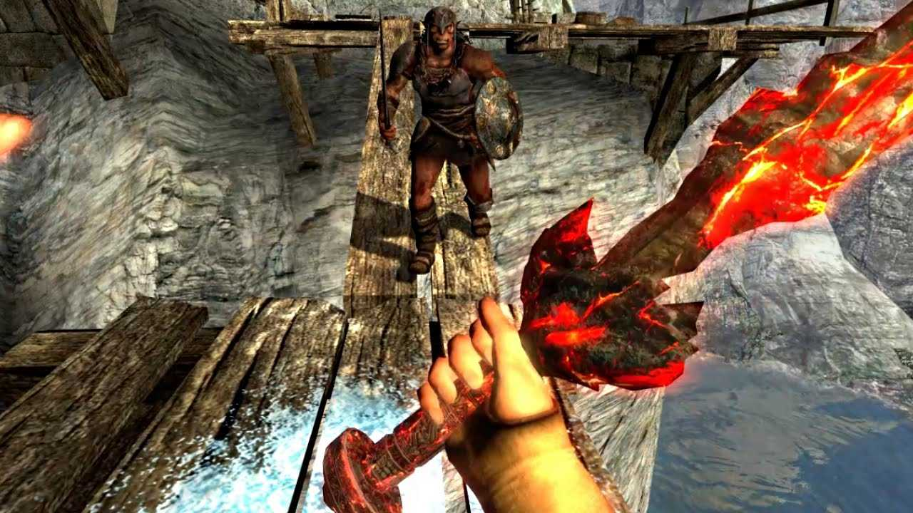 Скриншот из игры Dark Messiah of Might and Magic