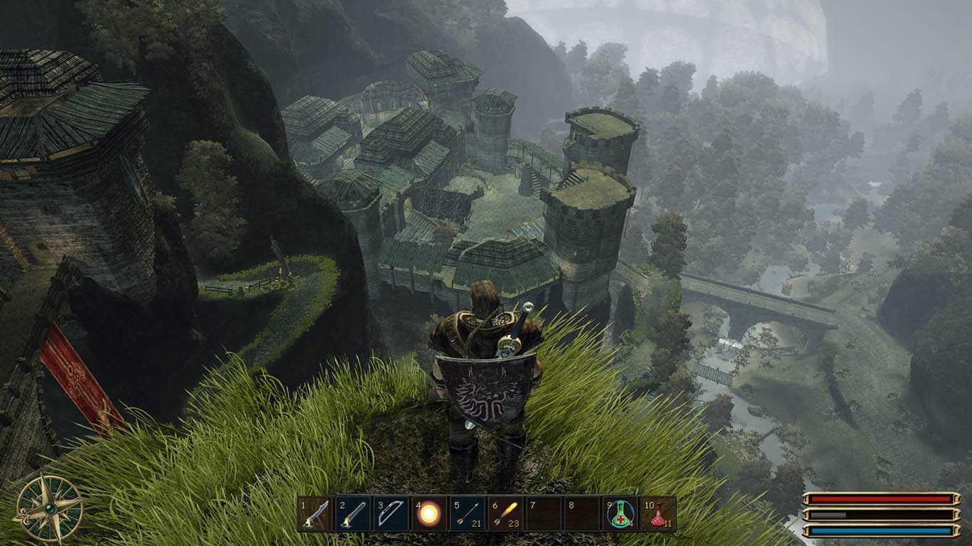 Скриншот из игры Gothic 3
