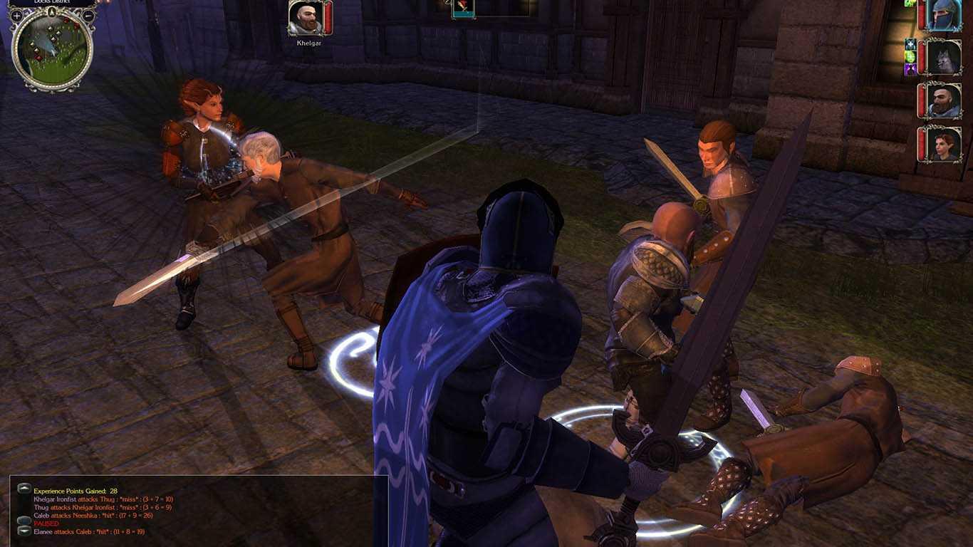 Neverwinter Nights 2 Скриншот из игры