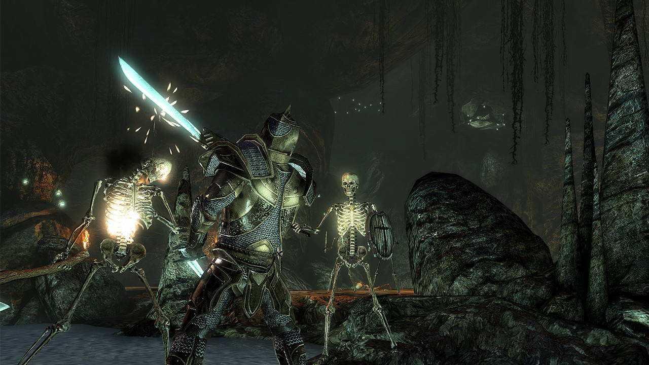 Скриншот из игры Two Worlds 2