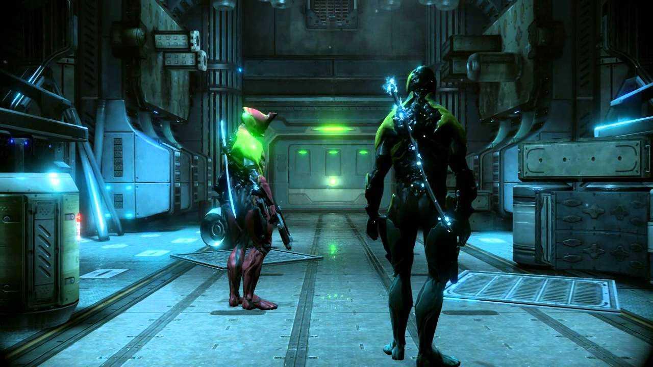 WarFrame Скриншот из игры