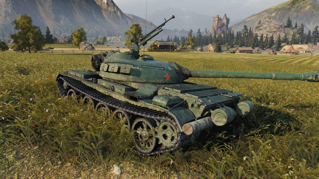 военная стрелялка онлайн World of Tanks