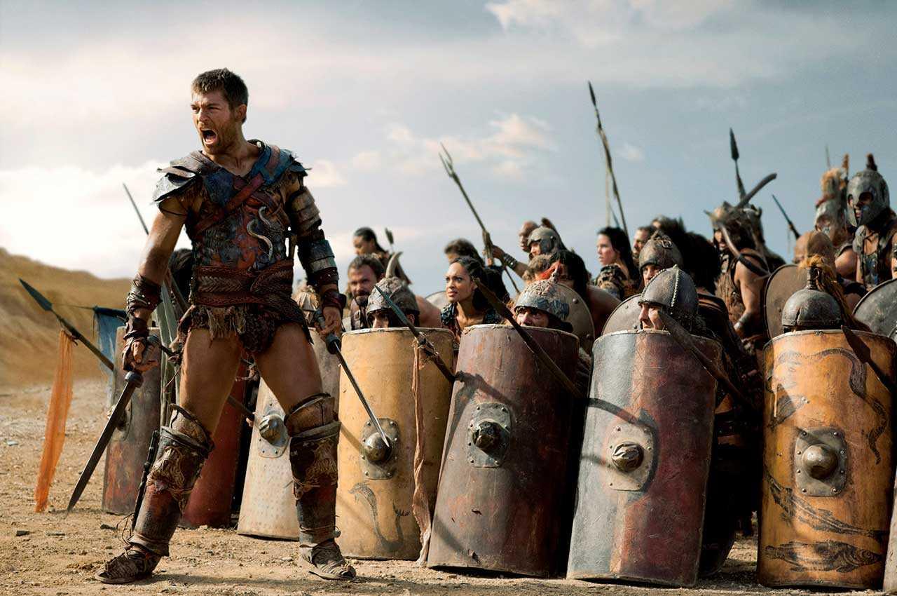 ТОП 10 исторических фильмов