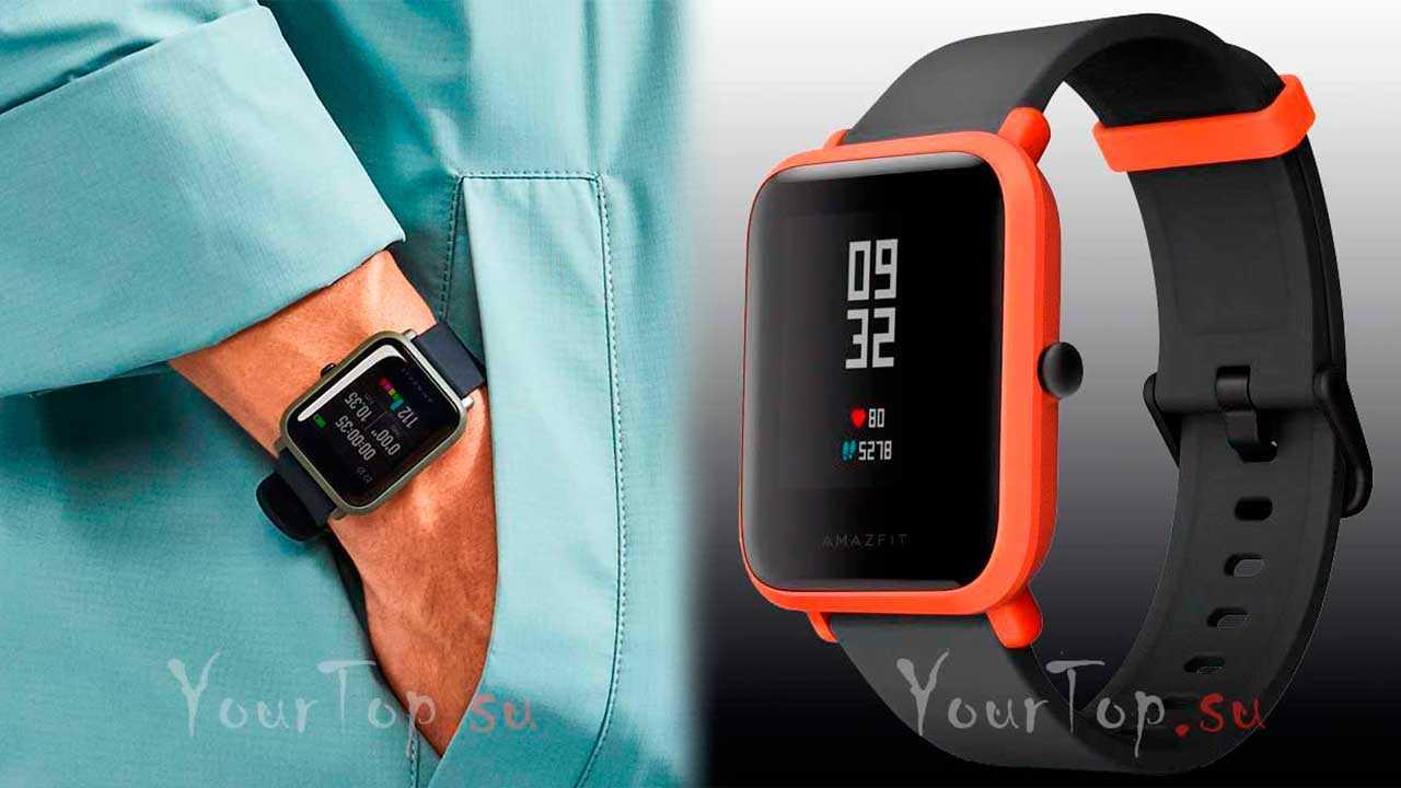 Смарт часы с АлиЭкспресс Xiaomi Amazfit Bip