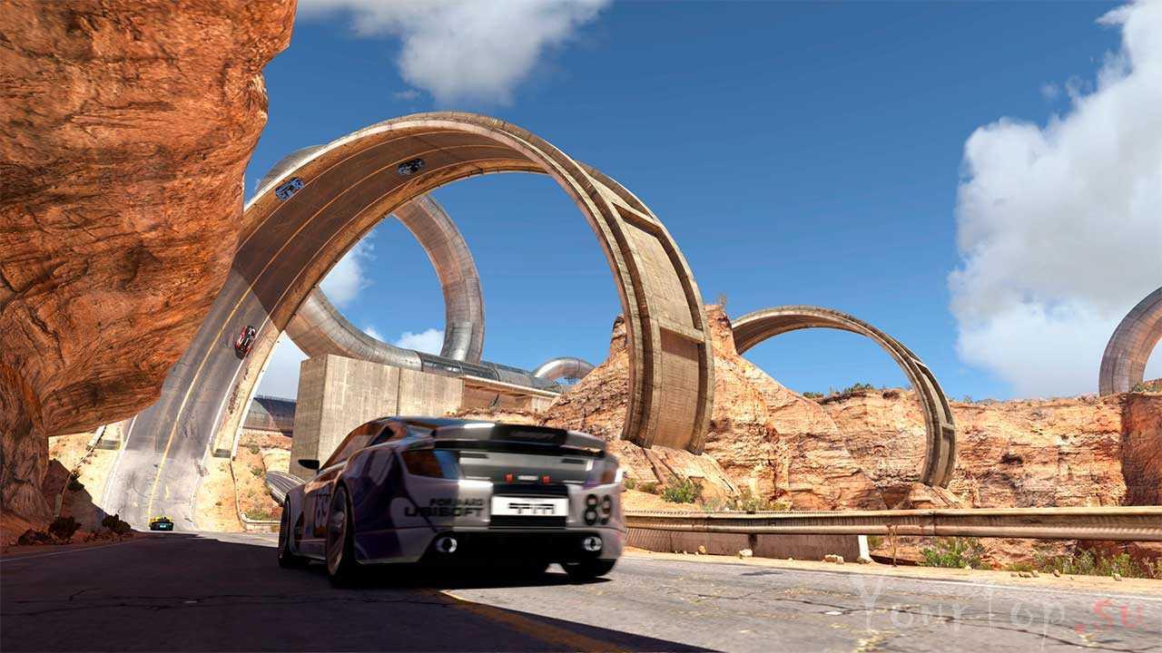 TrackMania 2 одна из лучших гонок для пк