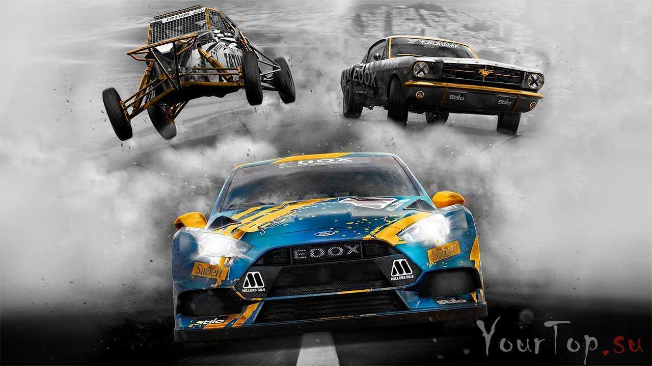 """""""V-Rally 4"""" входит в рейтинг лучших гонок на ПК"""