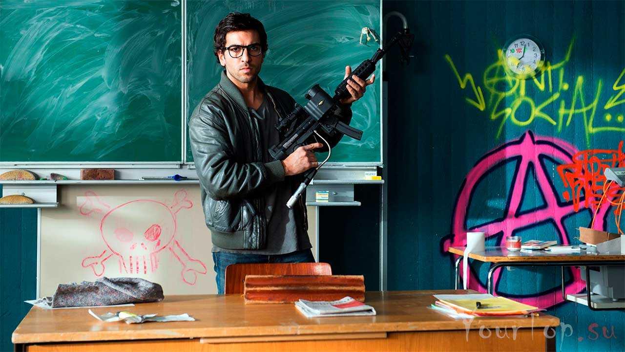 """""""Зачетный препод"""" - фильм про уголовника который устроился на работу школьным учителем"""