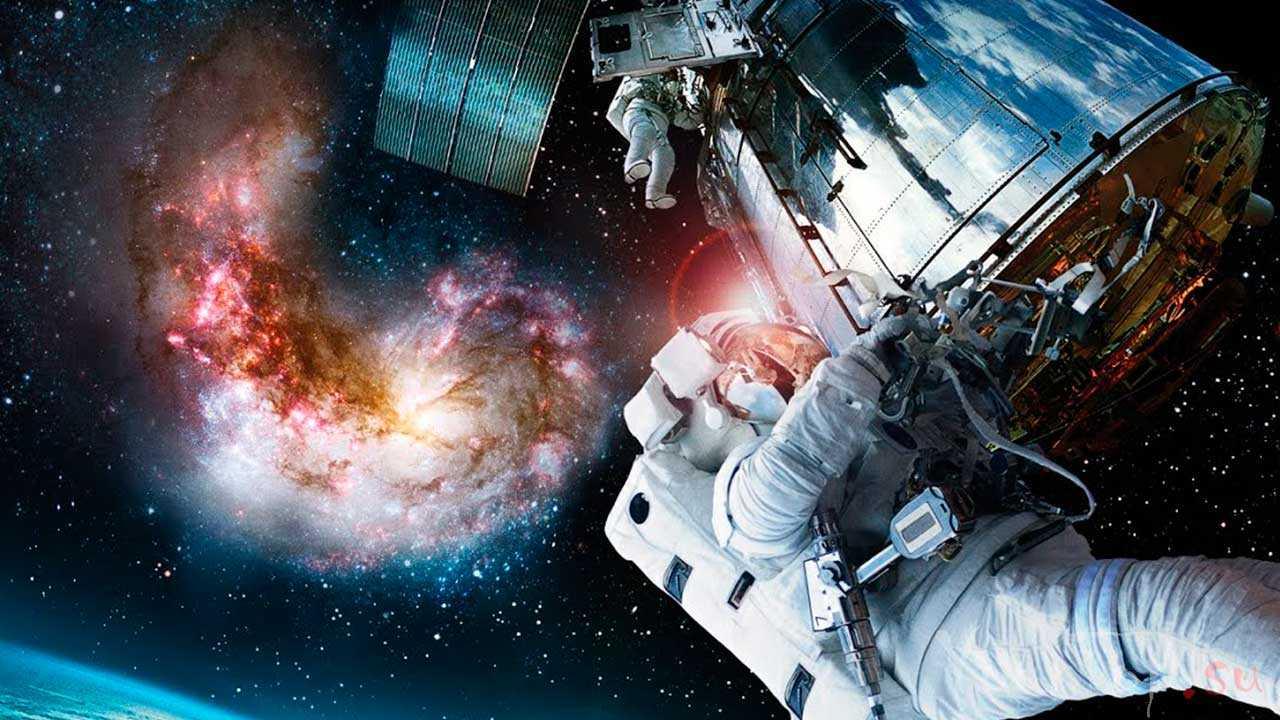 """""""Телескоп Хаббл 3D"""" - лучший документвльный фильм про космос"""