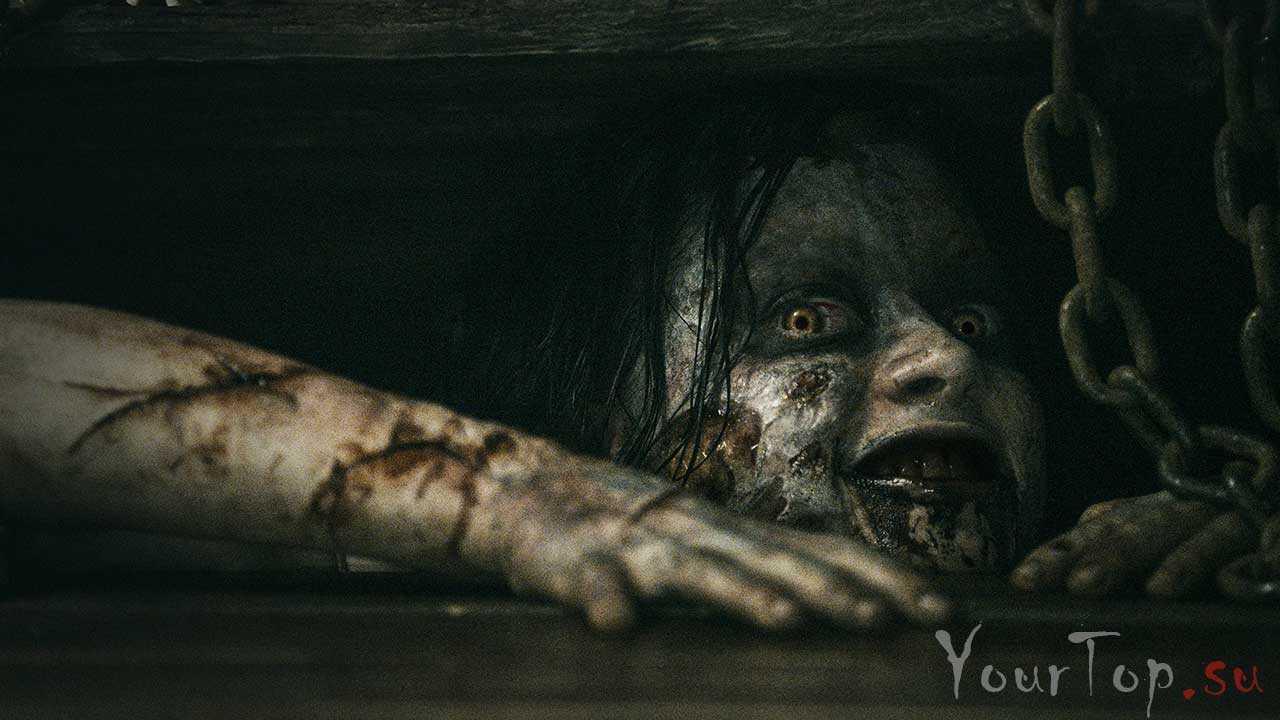 """Фильм ужасов """"Зловещие мертвецы: Черная книга"""""""