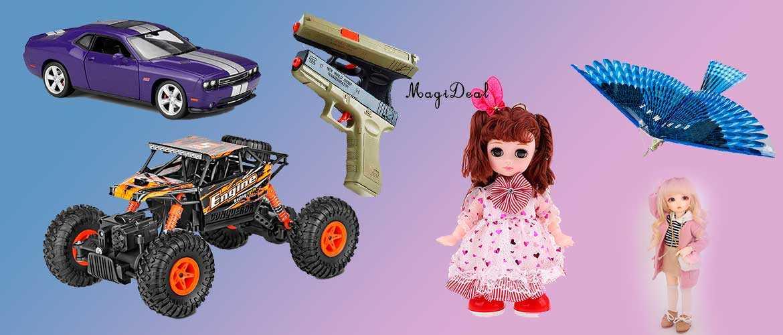 Лучшие игрушки для детей с АлиЭкспресс