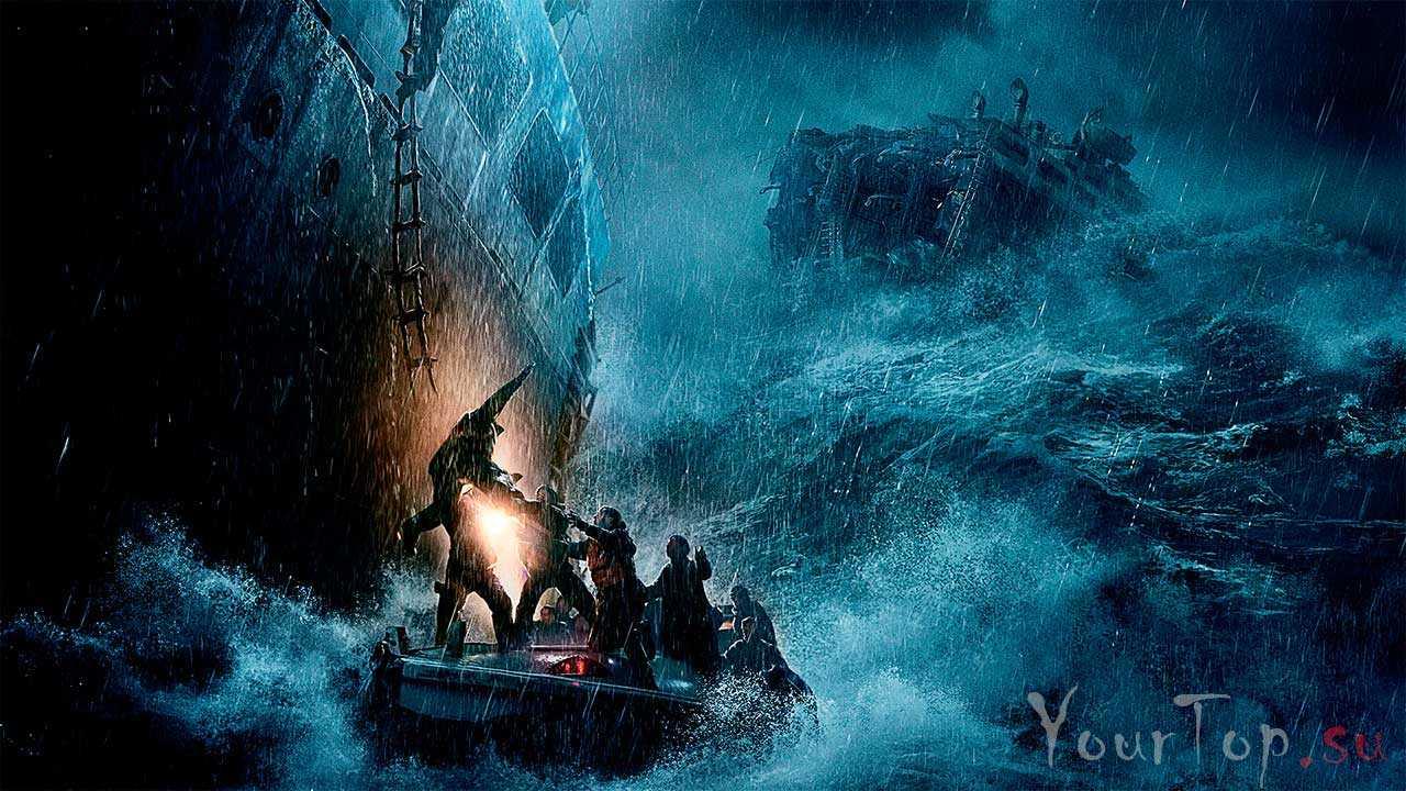 """""""И грянул шторм"""" - Фильм основан на реальной истории"""