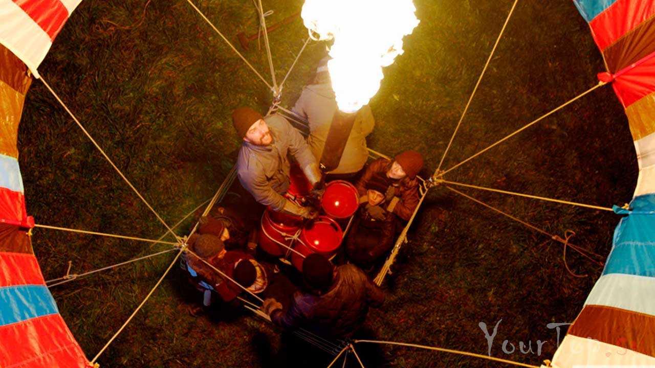 """""""Воздушный шар"""" - Фильм основан на реальной истории"""