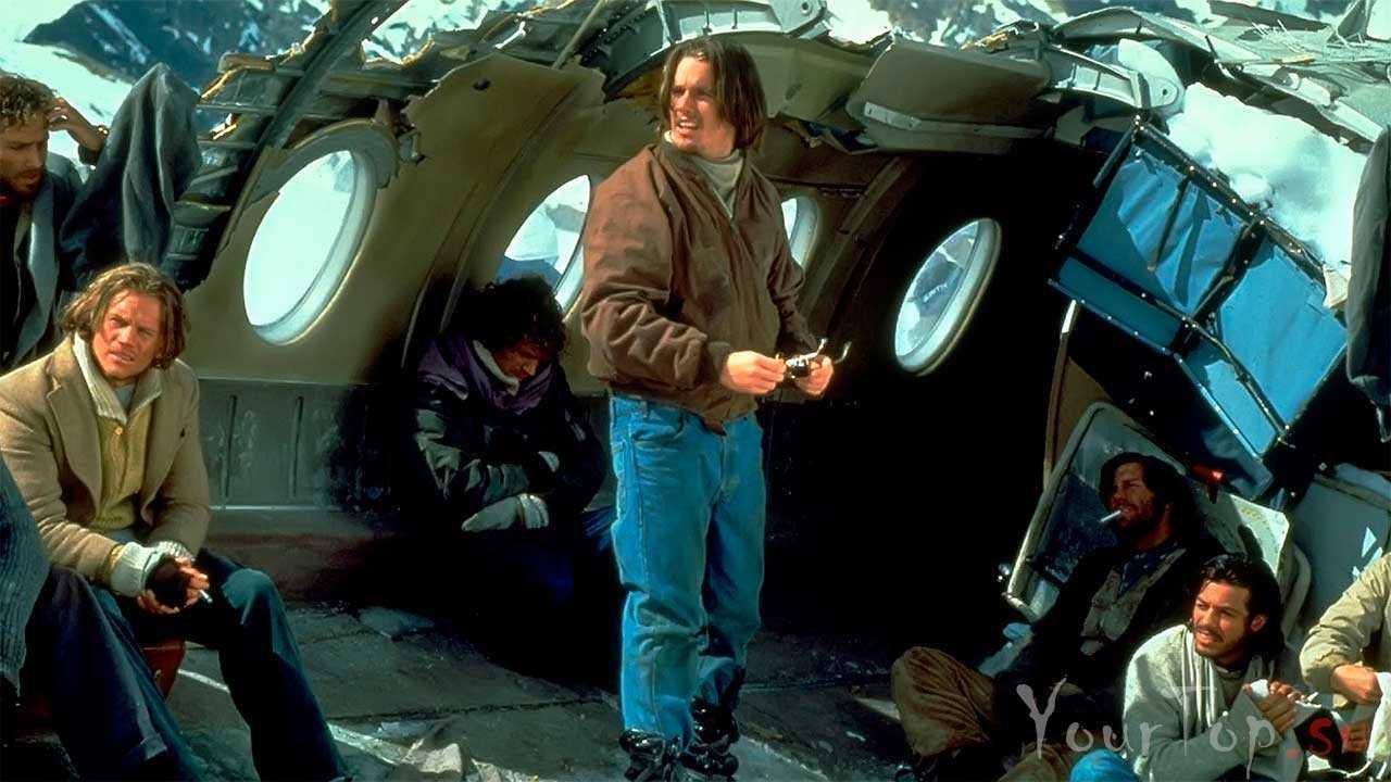 """""""Выжить"""" - фильм основан на реальных событиях"""