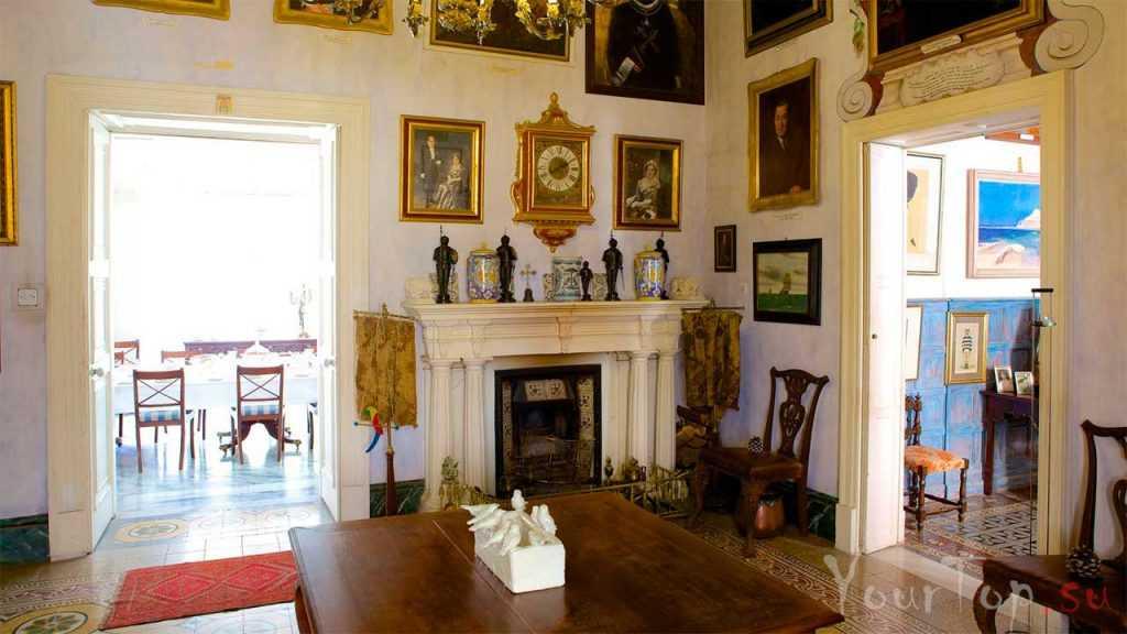 Аристократический музей Каса Росса Пиккола (фото 3)