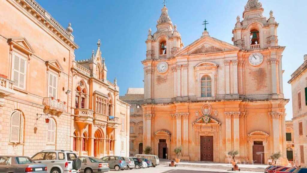 Церковь Святого Павла в городе Мдина (фото 1)
