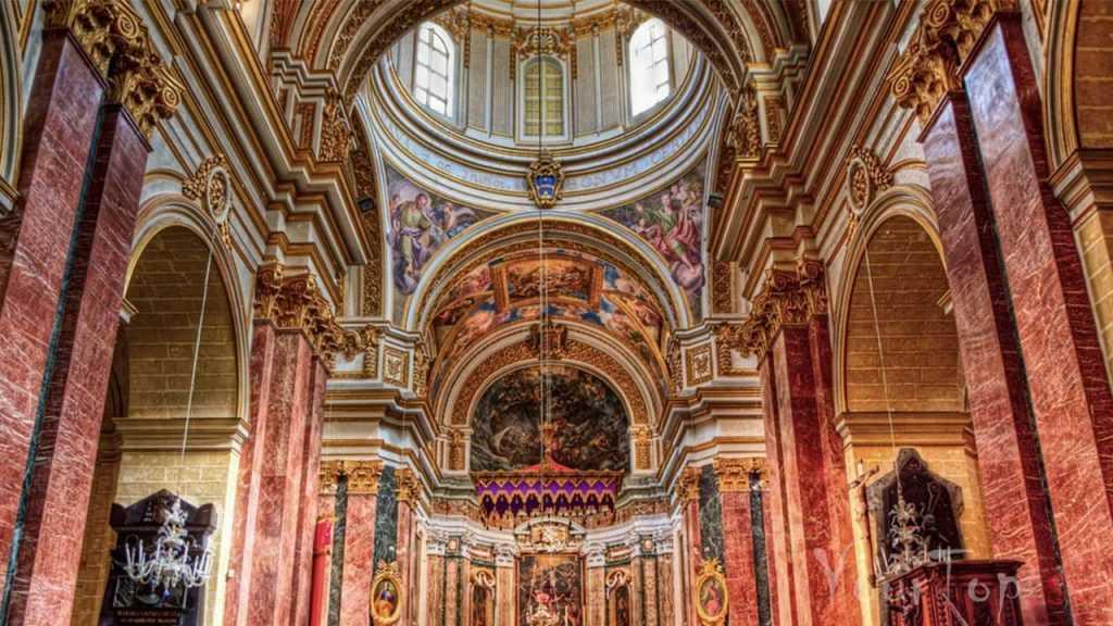 Церковь Святого Павла в городе Мдина (фото 2)