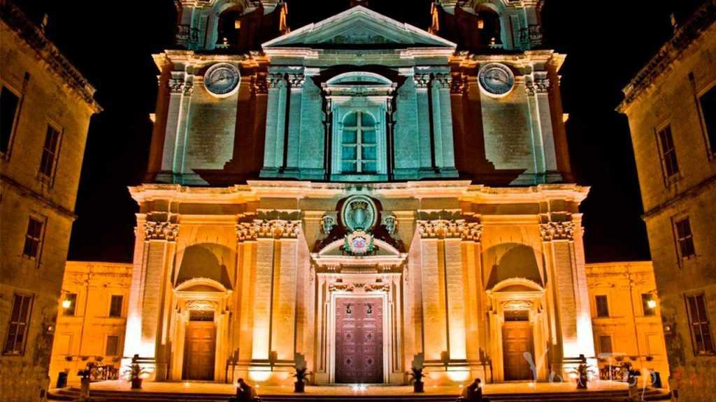 Церковь Святого Павла в городе Мдина (фото 3)
