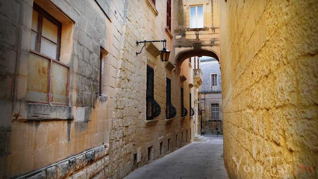 Древняя столица Мдина (фото 4)