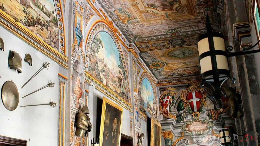Дворец магистра в Валлетте (фото 3)