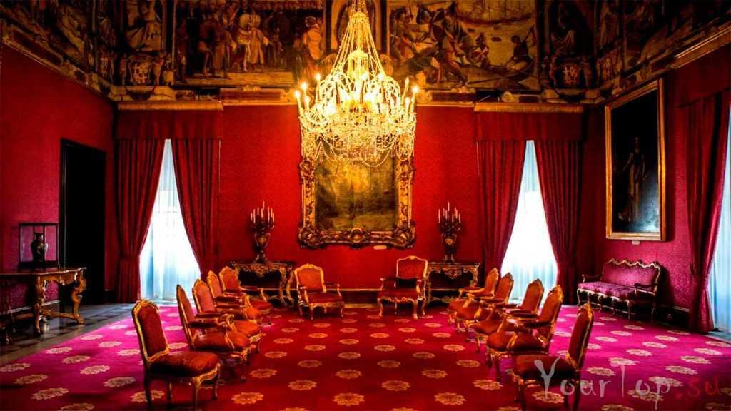 Дворец магистра в Валлетте (фото 4)