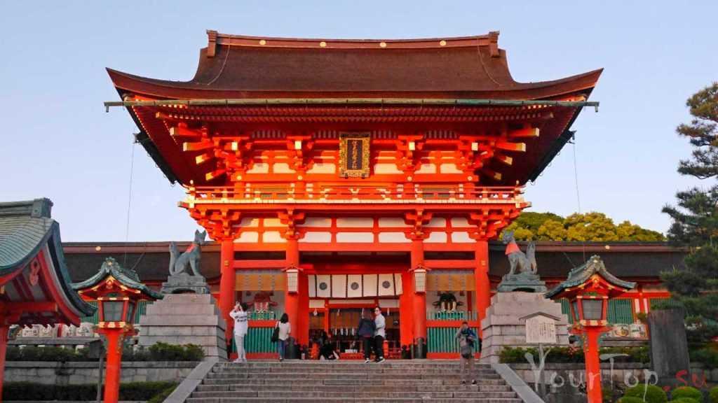 Храм Фусими-Инари (фото 2)
