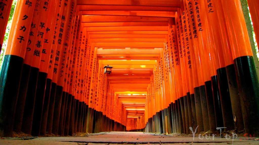 Храм Фусими-Инари (фото 1)