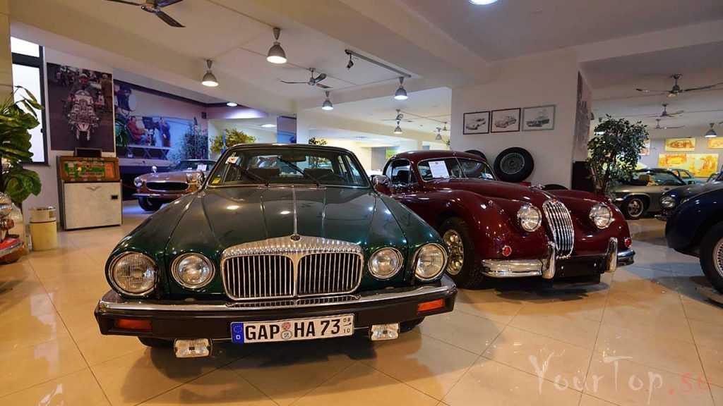 Музей ретро автомобилей в Мальте (фото 1)