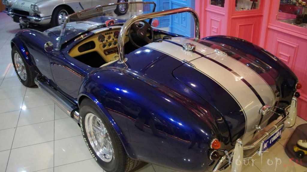 Музей ретро автомобилей в Мальте (фото 4)