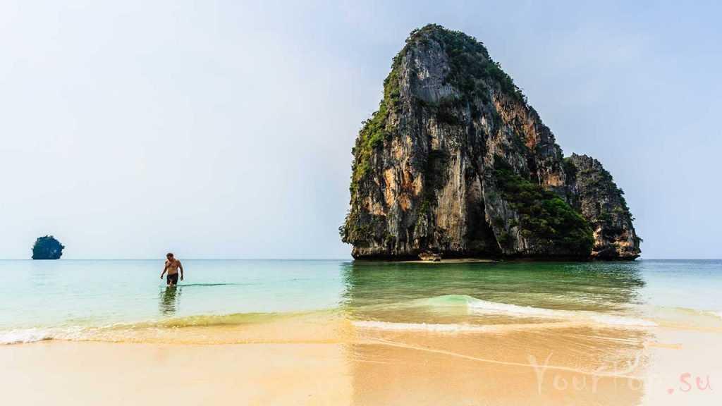 Пляж Пхра Нанг в Краби (фото 2)