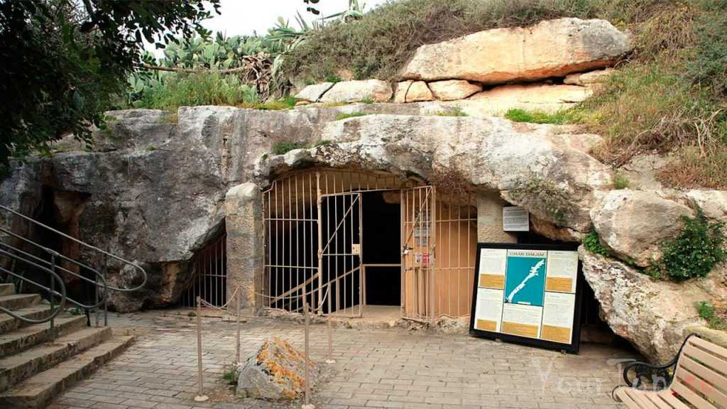 Подземные пещеры Гхар-Далам (фото 3)