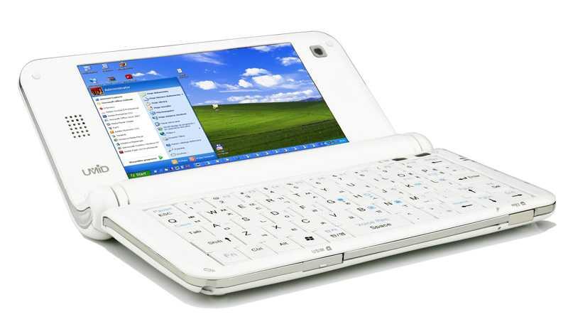 """Самый лёгкий ноутбук """"UMID M1"""""""