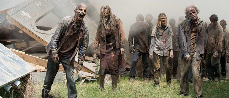 ТОП лучших фильмов про зомби