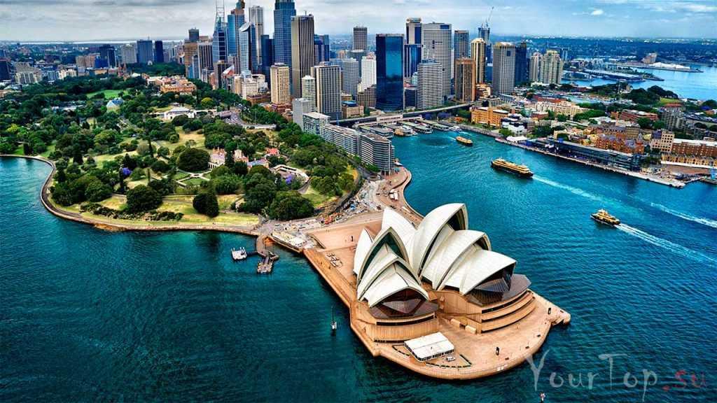 Сидней (фото 1)