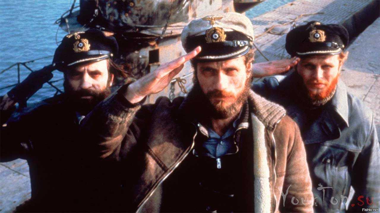 """Сериал про войну """"Подводная лодка"""""""