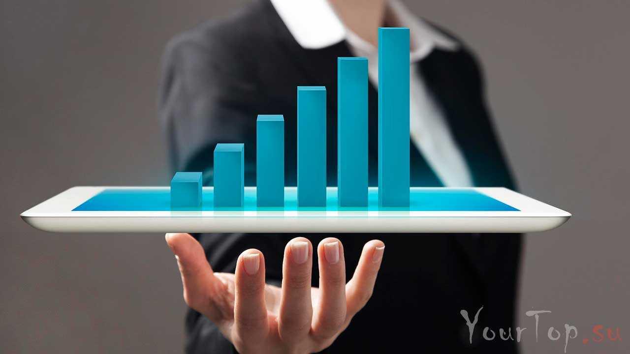 Рост продаж андроид