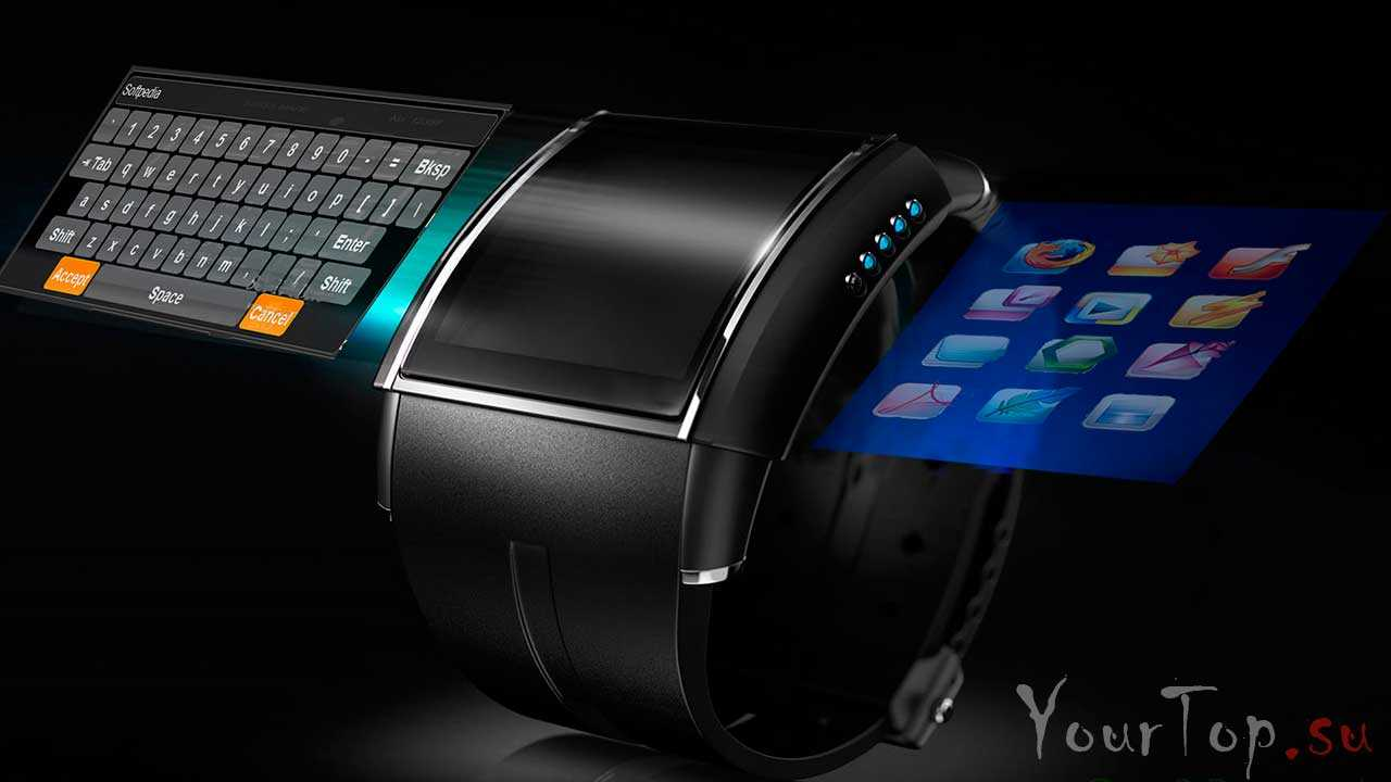 7-GPS спортивные умные часы