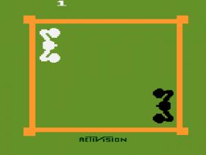"""Бокс на приставке """"Atari"""""""