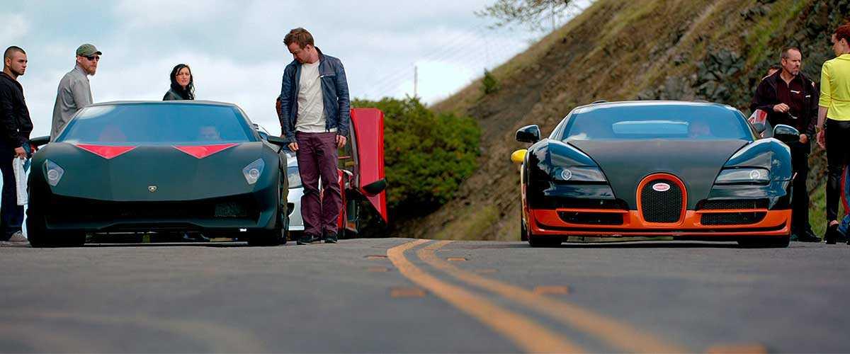 15 лучших фильмов про гонки на машинах